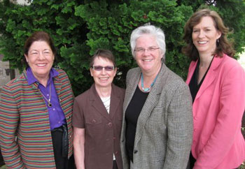 BCWAC executive committee