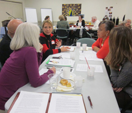 Partners meet for annual BCWAC strategic planning